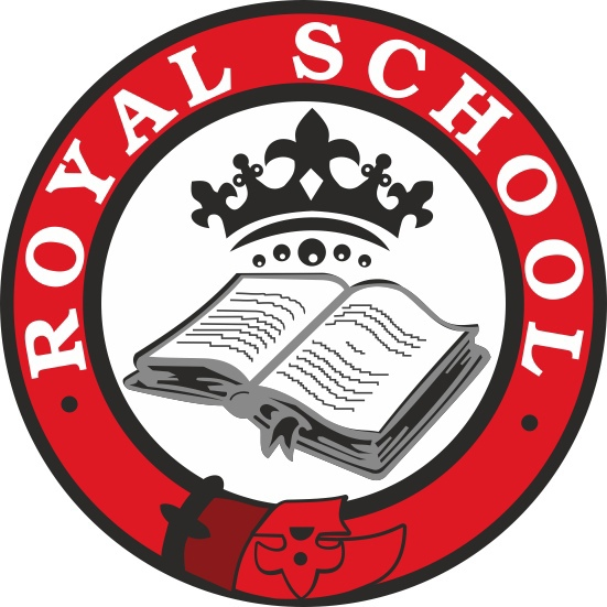 Языковой центр Royal School логотип